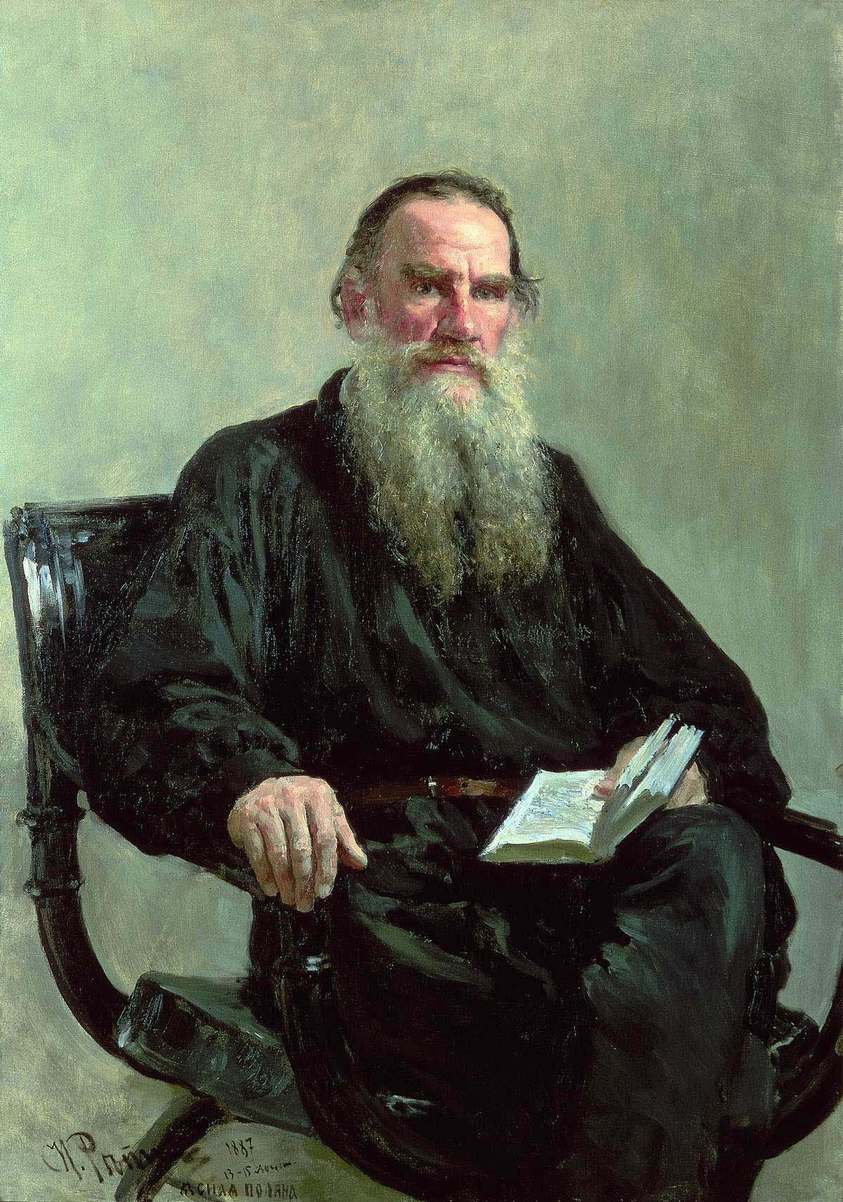 Tolstoy-cizim