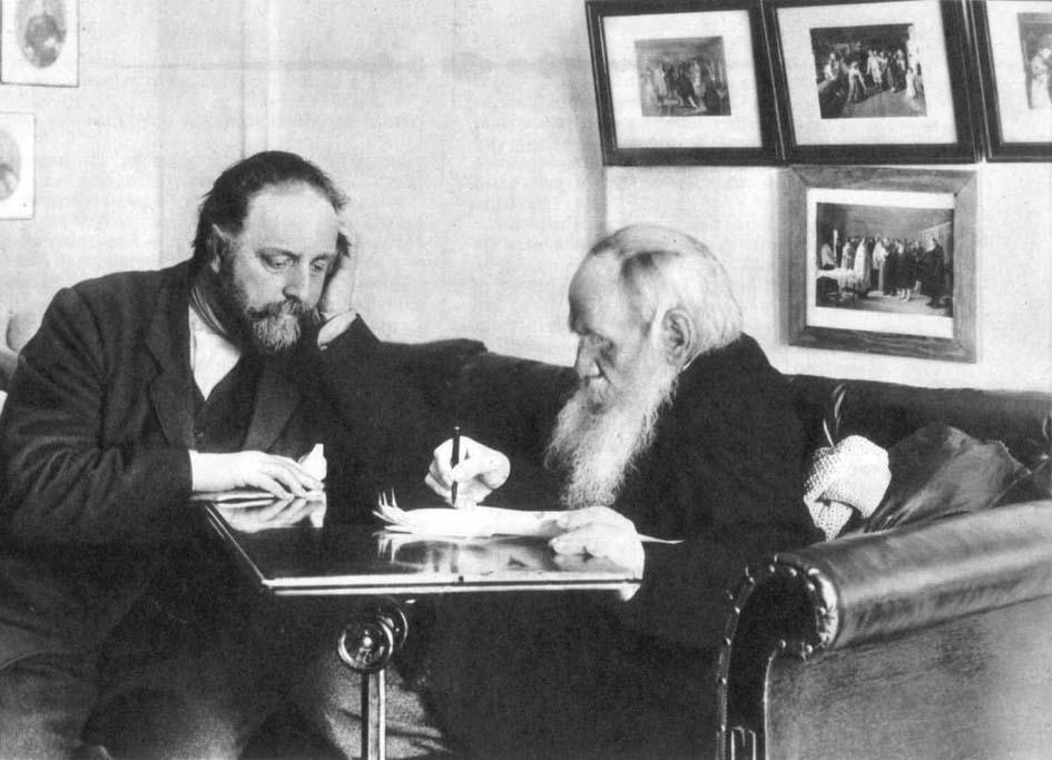 Tolstoy-hayati