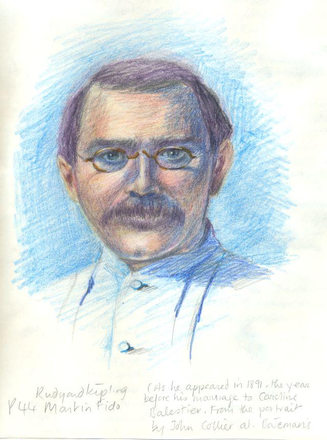 Rudyard-Kipling-sozler